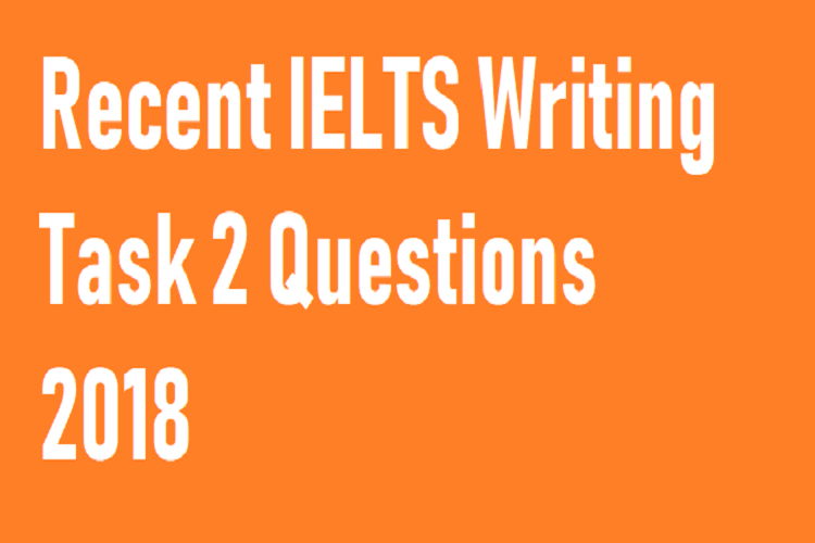 IELTS essay topics