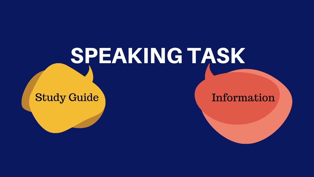 IELTS Speaking_ Study Guide, Information & Tips