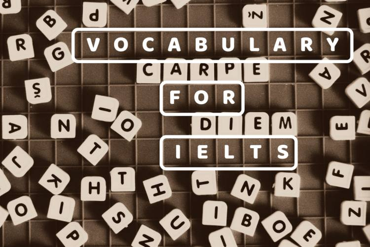 IELTS vocabulary words