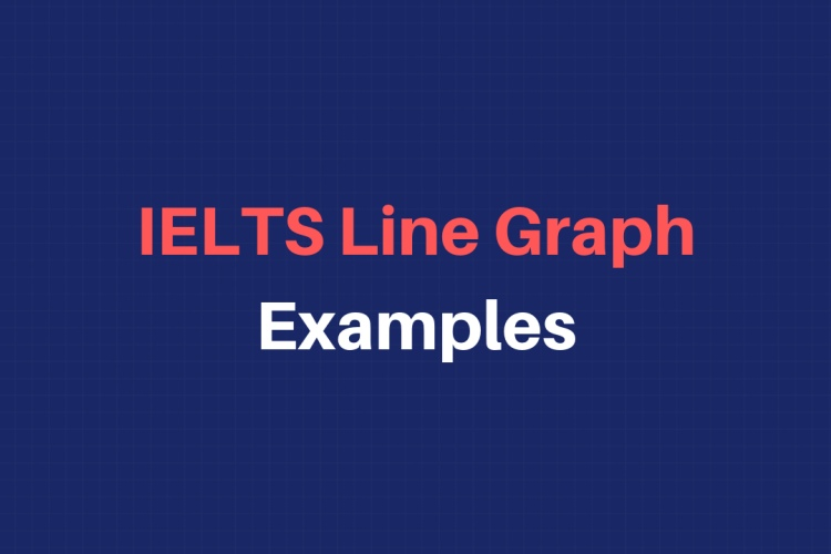 IELTS writing task 1 line graph